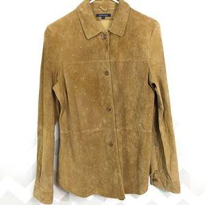 Boston proper size 8 rhinestone western jacket